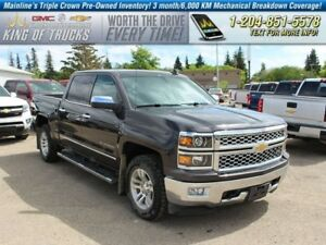 2015 Chevrolet Silverado 1500 LTZ | 6.2L | 8 Speed | Leather Ben