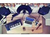 Complete Music Production Studio