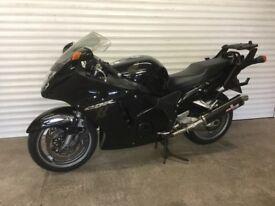 Honda Blackbird CBR1100