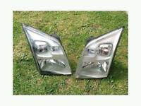Mk7 transit headlights, alot more parts available