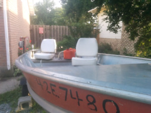 14ft springbok boat package