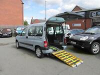 Peugeot Partner wheelchair accessible, disabled access mobility car
