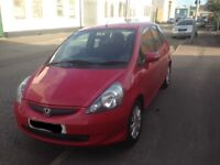 2005-2008 HONDA JAZZ 1.4 PETROL MANUAL L13A IN MILANO RED R81