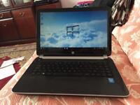 Hp touchsmart 14 core i3-4005U win10 laptop
