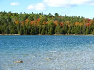 Waterfront Home on Manitoulin Island