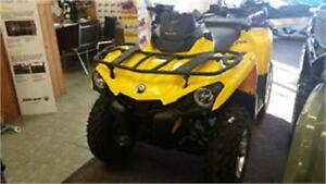 Can-Am 450L Power Steering and 5 year warranty $47.00 wkly 5yrs