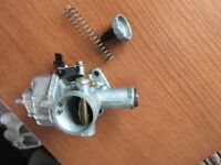 Racing carburettor