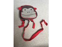 Toddler rucksack with rein