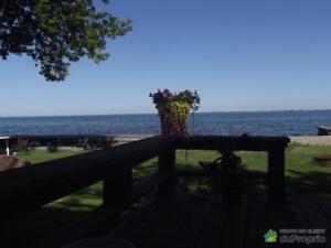 449 000$ - Maison à deux paliers à vendre à Ste-Barbe