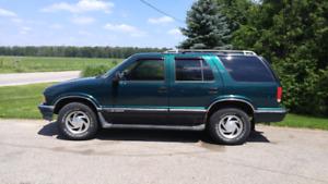 1997 Chevy Blazer 4x4