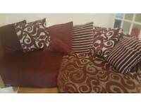 Sofa, armchair & swivel chair
