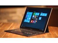 Samsung Galaxy TabPro S 12-Inch Tablet (Black) - (Intel Dual Core, 4 GB RAM, 128 GB Storage,)