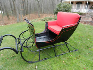 WANTED sleigh for pony/horse