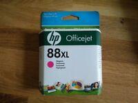 HP OfficeJet 88XL Magenta Ink Cartridge - UNOPENED