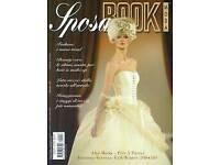Italian designer wedding dress