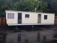 2 bedroom mobile home in private park £500 per month
