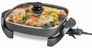BLACK & DECKER ELECTRIC SKILLET