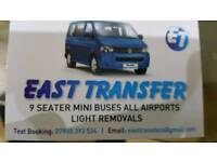 Private hire vehicles mini bus (Pco)