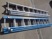 triple ladder