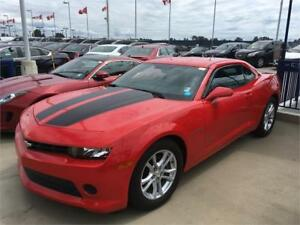 2015 Chevrolet Camaro coupe red just 16.000 km V6 like new
