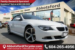 2008 BMW 650 i Convertible, Automatic & V-8!