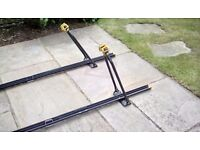 2 x bicycle roof rack mounts