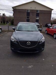 Transfert de location Mazda cx-5 2016