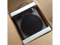 Ion turntable/vinyl archiever - never been used still in box