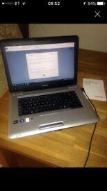Toshiba laptop computer L450