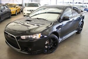 Mitsubishi Lancer RALLIART 4D Sedan 2013