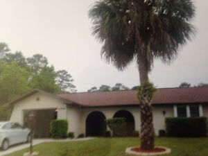 HOUSE FOR RENT IN SPRINGHILL (West Coast Florida)