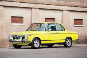 Wanted!!!! BMW 2002's