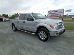 2013 Ford F-150 REDUCED!! XLT! XTR! 4X4! CERTIFIED!