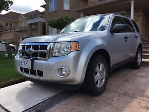 Ford Escape 2011 Manual 190000kms Engine: I-4 cyl