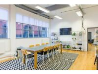Co-working warehouse offices in Chiswick, West London W4 - London coworking offices to rent