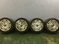 Ford Alloy wheels 5x108 Fitment