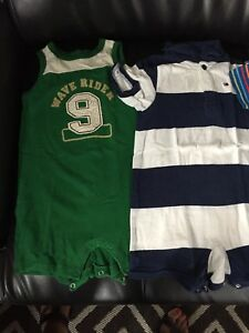 Tommy, Gap, carters, childrens place romper