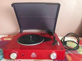 GPO Record Player