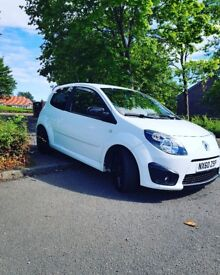 2010 Renault Twingo 133 RS Cup 1.6 16v vvt
