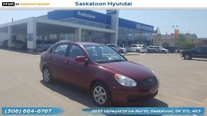 2009 Hyundai Accent Air Conditioning - CD Player