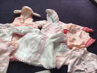 Baby annabell dolls clothing / outfits bundle - zapf creations
