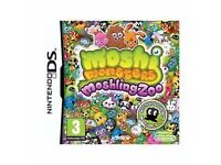 NDS Game job lot wholesale - Moshi Monsters Moshling Zoo x70 copies