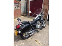 Pioneer Navada 125cc motorbike