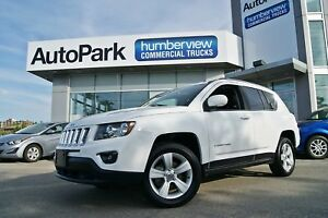 2016 Jeep Compass Sport/North HIGH ALTITUDE|SUNROOF|LEATHER