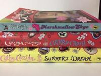 Girls books Cathy Cassidy