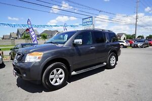 2010 Nissan Armada ACCIDENT FREE | 8 PASS | R.Cam