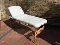 Portable Massage Therapy Bed