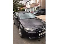 AUDI A3 2L PETROL MOT UNTIL FEB 2018