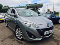 2011 Mazda Mazda 5 1.6D Sport **Heated Leather - 7 Seats - Only 40,000 Miles**