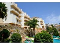 2 Bed Apartment, Costa del Sol Spain between Fuengirola & Marbella - Sea Views Beach Restaurants!